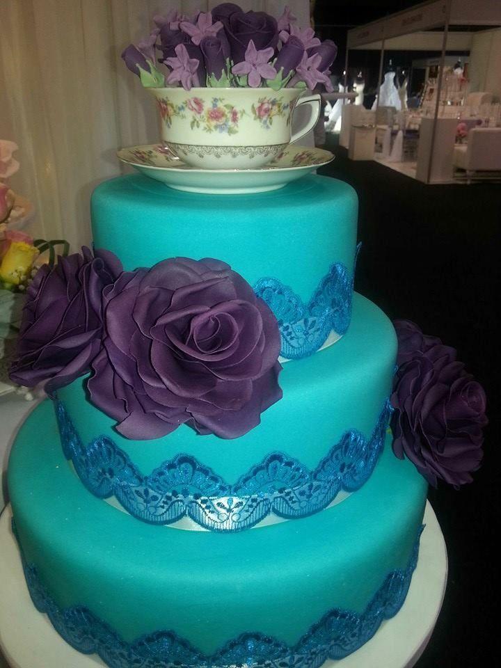 BreadAhead Wedding cake