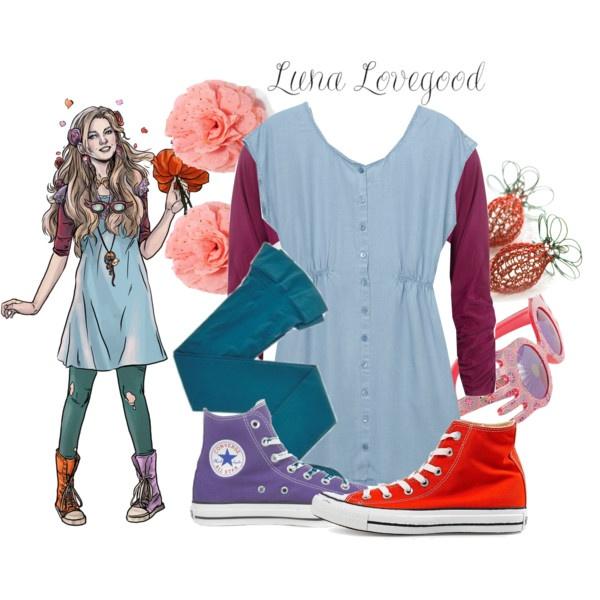 10+ Luna lovegood ideas | luna lovegood