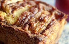 cake aux pommes a l'ancienne - Amour de cuisine