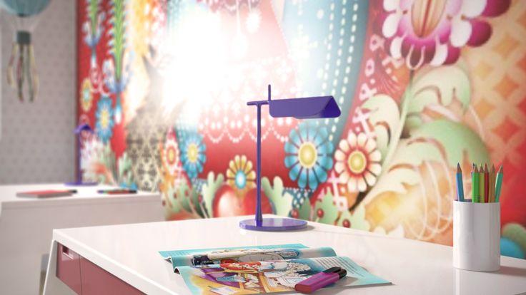 children room renovation - 3d rendering