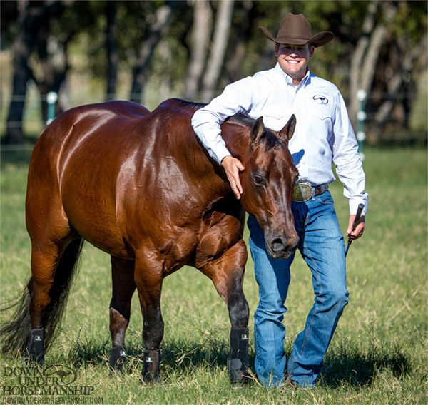 Downunder Horsemanship | Training Tip: Respect Without Fear