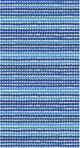 Rasymatto Fabric White/Blue  www.kiitosmarimekko.com $23 yard