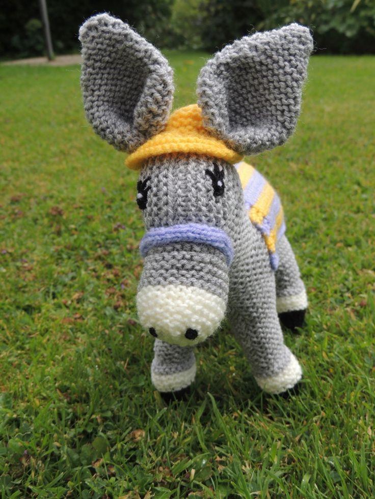 Woolley Donkey