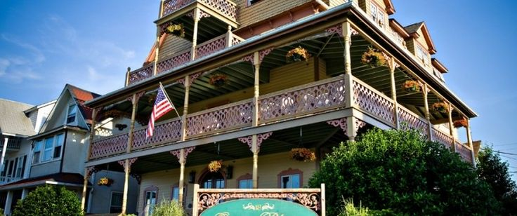 40 best new jersey bed and breakfasts images on pinterest for Boutique hotel jersey