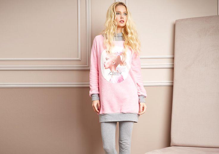 Pepita - Home & Sleepwear FW 2016/17 Shop by look: Abito in pelliccetta https://shop.pepitastyle.com/it/fall-winter-2016-17/428-abito-in-pelliccetta-con-stampa.html