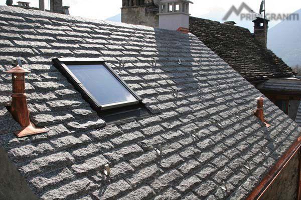 tetti in pioda nuovi e vecchi a confronto