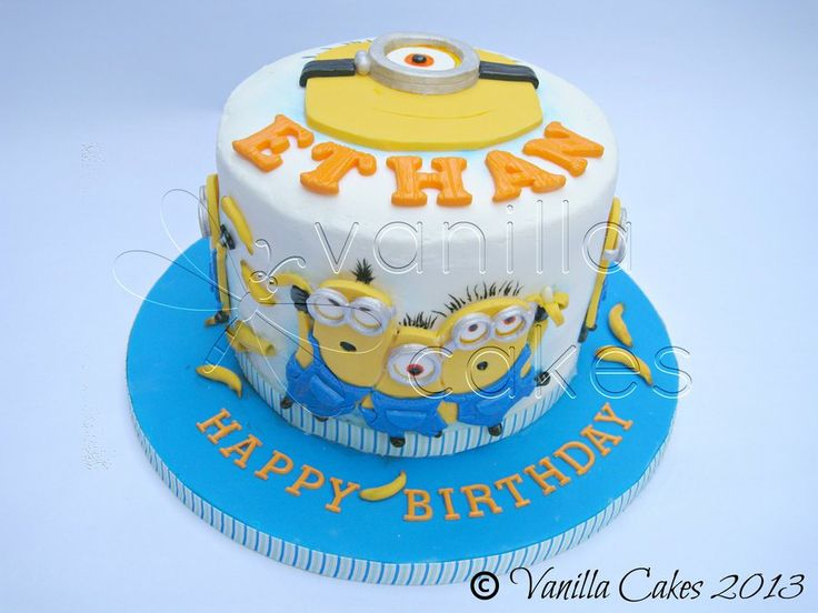 59 best Minion rush images on Pinterest Birthdays Cake ideas and