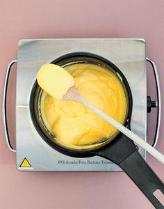 La crema pasticcera più veloce del mondo