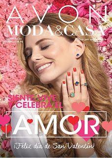 Catalogos Avon, Moda Casa, Dupree, Carmel, Napoli, Leonisa Virtual Online.: Catalogo Avon MODA & CASA Campaña 03 Febrero 2017