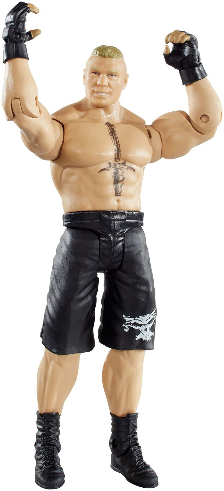 WWE Figure Series #47 -Superstar #15 Brock Lesnar