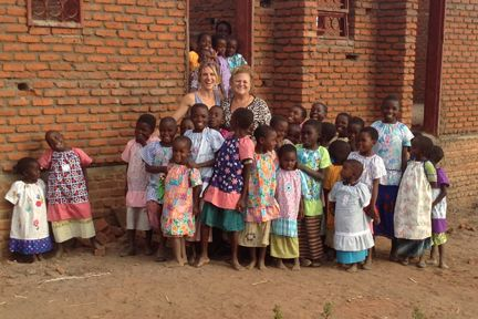 Little Dresses for Africa has an amazing story that continues to astound Rachel O'Neil, the founder, and many of us who follow her mission. Beginning as a grass roots effort in 2008 with a go...