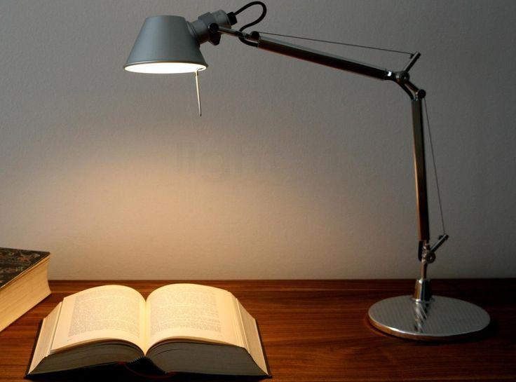 TOLOMEO micro lámpara, diseño Michele de Lucchi
