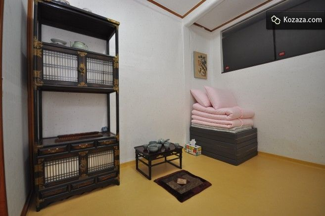 Sopoong Guest House [Room 02. Geonneon-bang]
