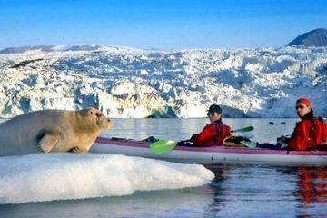 Raid en kayak à Spitzberg - Le Grand Nord @OTourDuMonde