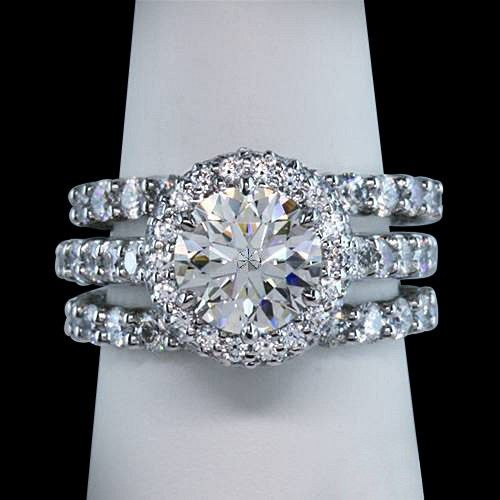Talk about dream ring!
