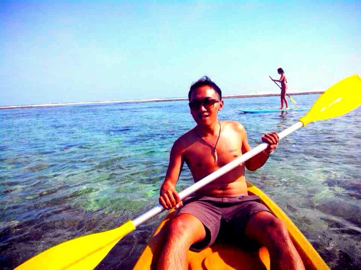 Kayuh, Finns Beach Club - Bali