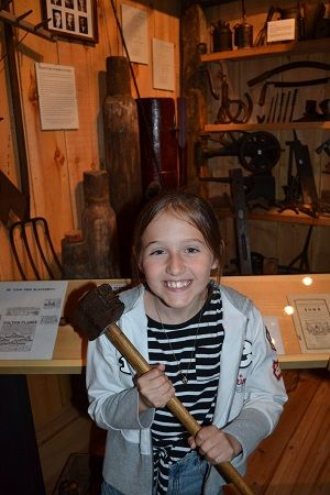 Explore the Caves, Fossils, History & Nature in Eganville Ontario with Kids