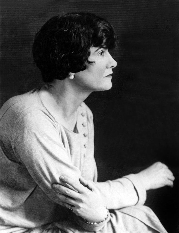 Gabrielle 'Coco' Chanel - c. 1930 - Photo by Berenice Abbott