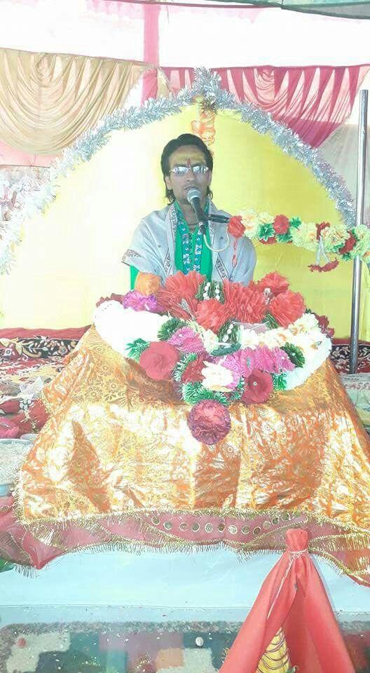 Shiv Puran Katha | Katha  Vachak  Acharya Vipin Krishna Kandpal ji