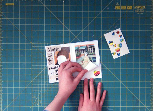 Rookie: Zine-making isn't about rules or knowledge; it's about freedom and POWER.
