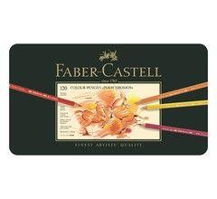 Faber Castell Polychromos Tin of 120 Color Pencils