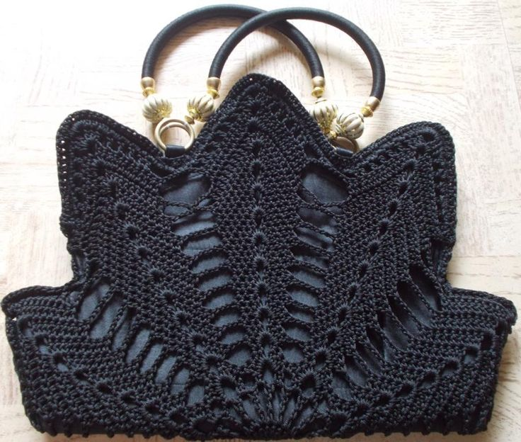Check out STARRY PURSE by member Sweet Nothings. FREE pattern at shyamanivas.blo…