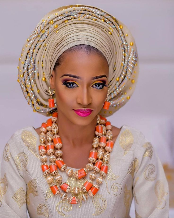 Traditional Nigerian Wedding Gowns: 1000+ Images About African Fashion Love(trendy Styles) On