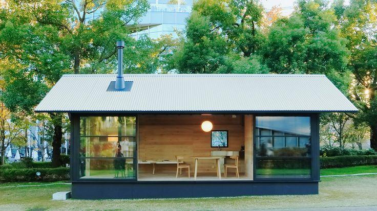 なぜ小屋?無印が「小さな家」に乗り出すワケ | SUUMOジャーナル | 東洋経済オンライン | 経済ニュースの新基準