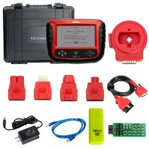 SKP 1000 tablet is 2017 newest auto key programmer with multifunctions. SKP-1000 Key Programming Tool can do mileage correction, remote controller, Oil/service Reset, throttle body adjustment, EPB, pin code calculation and special function.