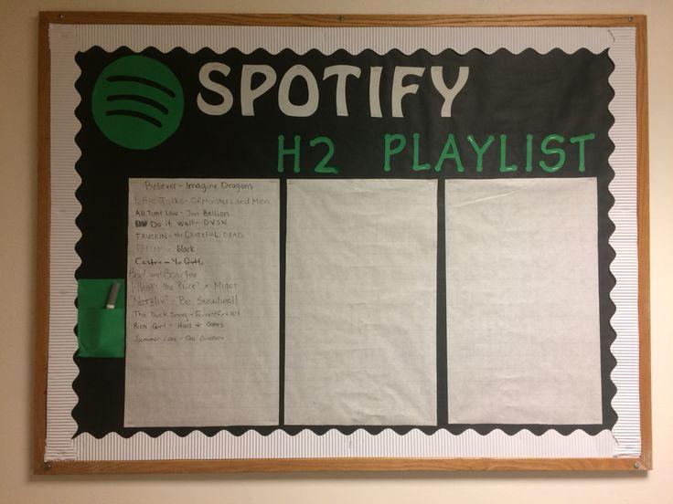 Music: Fun (RA Board)