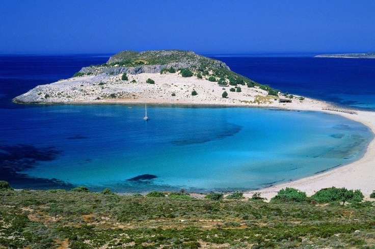 Elafonissos (located in southeastern Peloponnese, Greece)