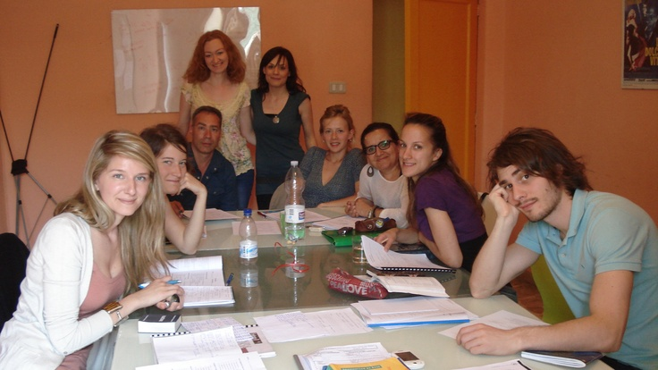 La classe di livello avanzato! 25 maggio 2012