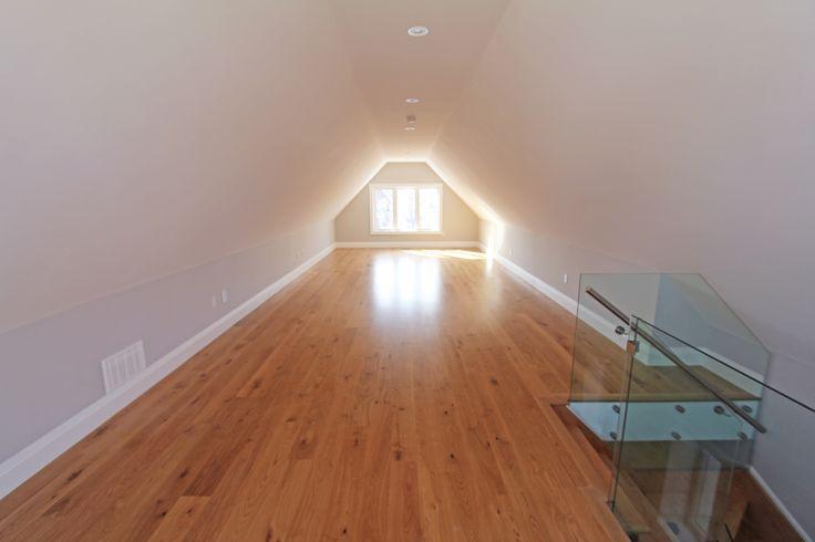 For sale, 563 St Clarens Ave, Toronto, real estate, Bloordale Village, 3 bedroom, 4 bathroom, home, cedar, brick, third storey, family room, glass railing