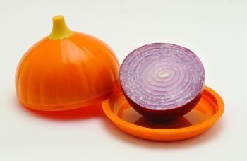 Pojemnik do przechowywania cebuli - Gourmet - MSC