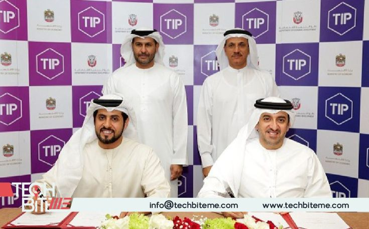 Ministry of Economy and Abu Dhabi Department of Economic Development Announcing the Launch of TIP Platform | Tech Bite Me