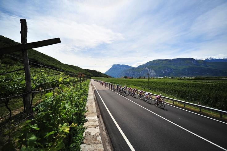 Giro d'Italia 2012 - tappa 16  Photography: RCS Sport