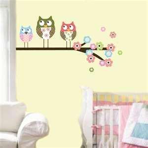 owl bedroom - Laneys big girl room