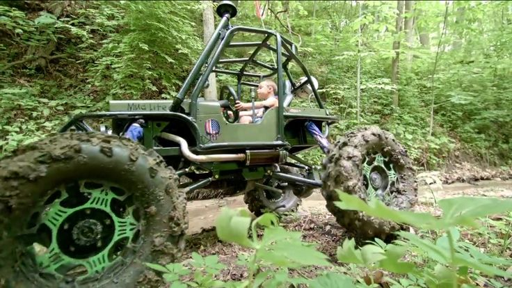 how to build a rock crawler
