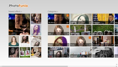 PhotoFunia: Προσθέστε εφέ στις φωτογραφίες σας