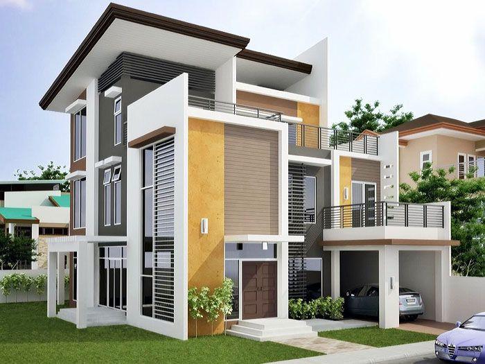 Contoh Rumah Minimalis 2 Lantai - http://1rumah.com/contoh-rumah-minimalis-2-lantai