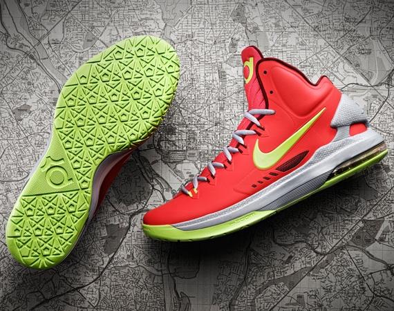 Nike KD V Basketball Shoes
