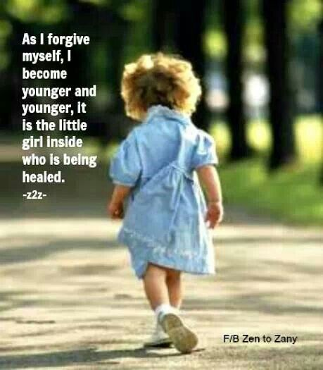 Image result for i love and care for my inner child quotes gif