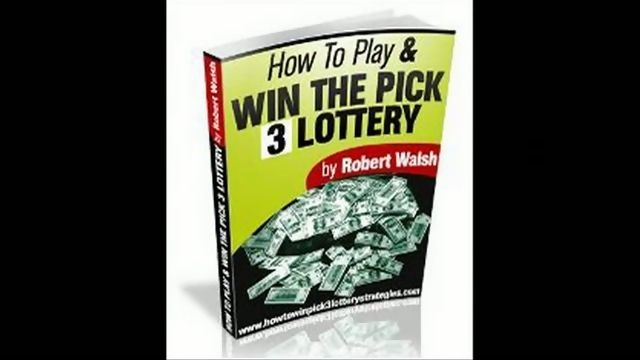 how to win the pick 3 lottery with 36 numbers