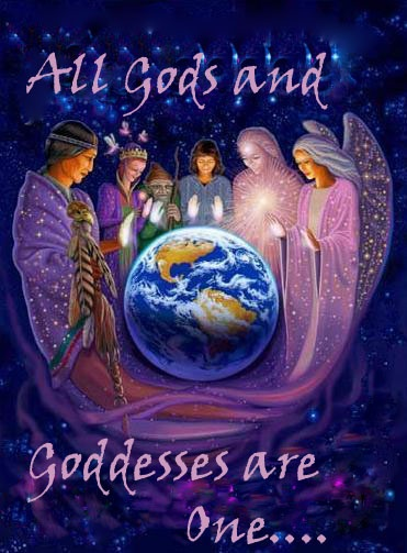 This group on Fresh Beginnings Forum on Ning shares information about Goddesses and the Feminine Divine.  The  feminine nature of  Creator is equal but different.  Opening to the gifts Goddesses bring assists both genders in achieving balance and spiritual wholeness.