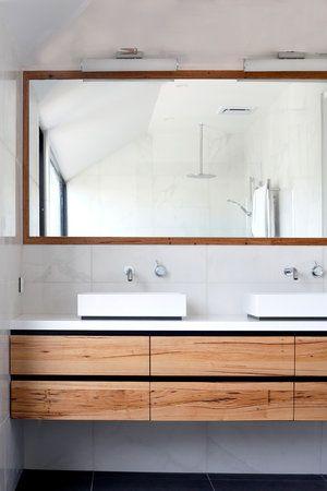 floating timber vanity -bombora custom furniture