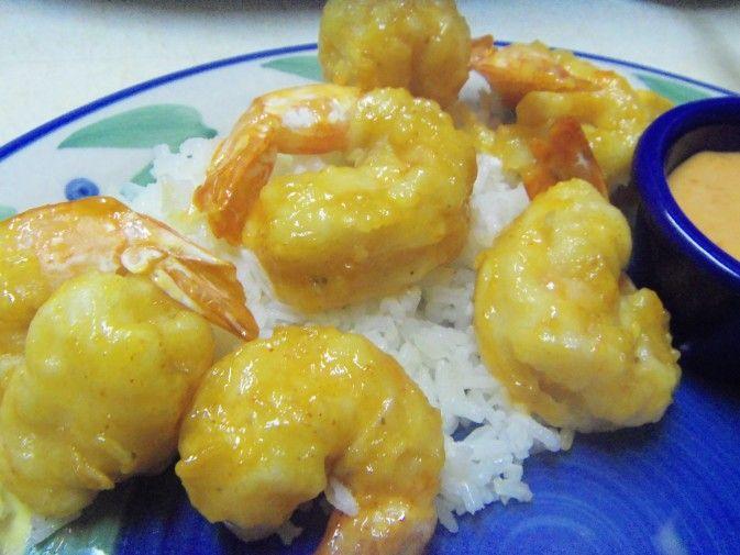 Ruby Tuesday Thai Phoon Shrimp