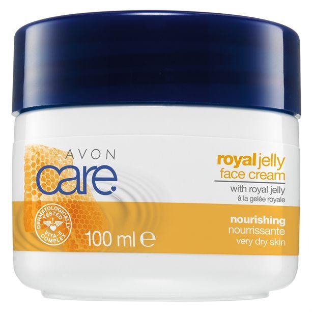Avon Care Royal Jelly Face Cream