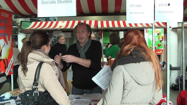 Studeren in het buitenland? Of stage lopen of afstuderen? De Abroad Fair van GGM is een prima basis om je te oriënteren.