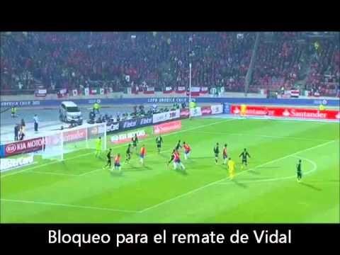 La importancia de los bloqueos en las acciones a balón parado 1 Chile
