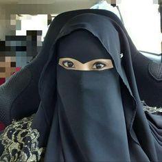Widow's Peak Niqab